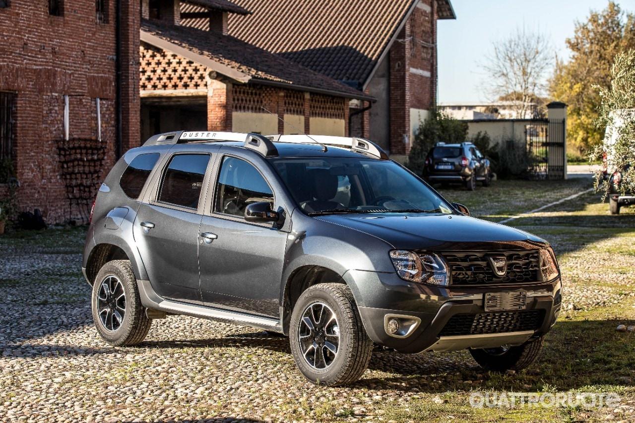 Dacia duster black shadow 2016 foto e immagini for Immagini dacia duster