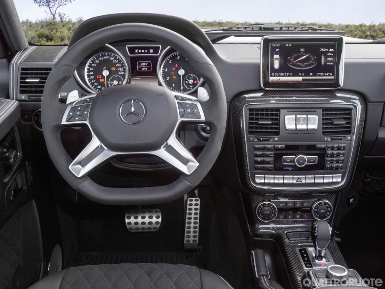Mercedes benz g550 4x4 usa 2016 foto e immagini for Mercedes benz usa website