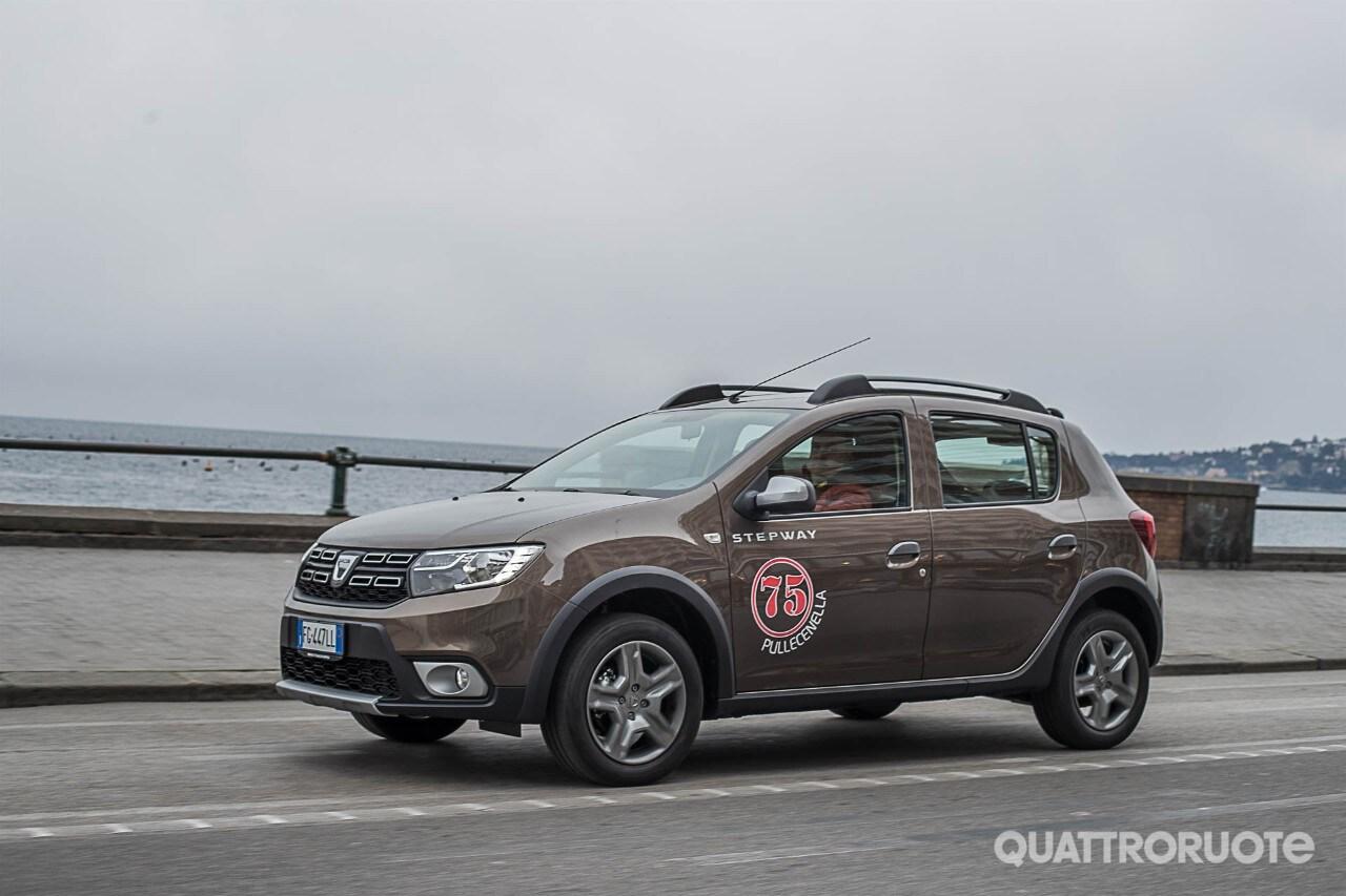 Dacia sandero stepway 2017 foto e immagini esclusive for Dacia immagini