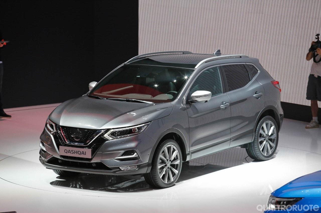Nouveau Qashqai 2018 >> Nissan Qashqai (2017) - LIVE - Foto e Immagini Esclusive ...