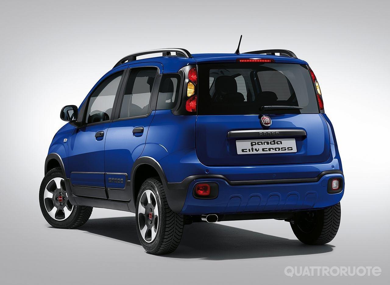 Fiat panda city cross 2017 foto e immagini esclusive for Fiat 500 karmasutra