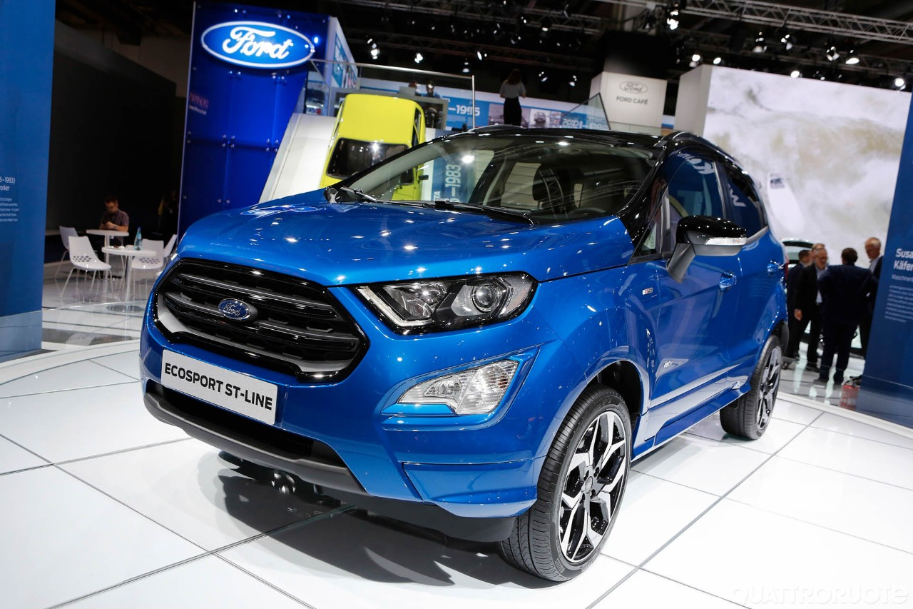 Image Result For Ford Ecosport Quattroruote