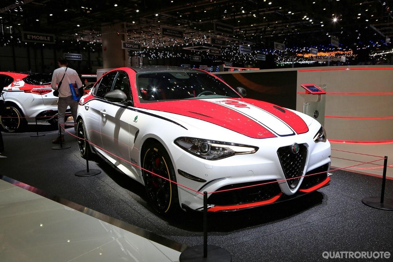 Alfa Romeo Giulia Quadrifoglio Alfa Romeo Racing (2019 ...