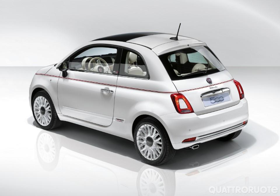 Fiat 500 Dolcevita Prezzo Motori E Caratteristiche