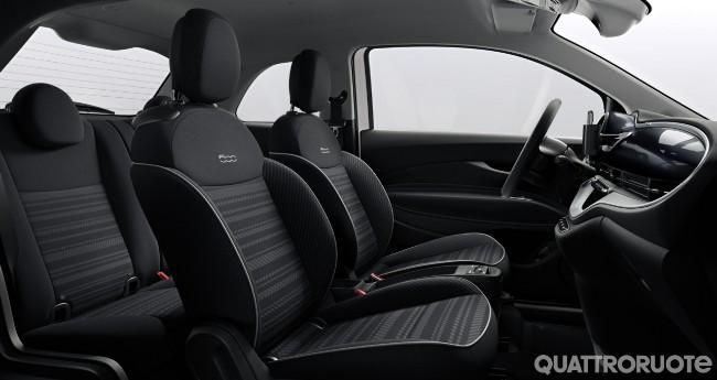 Fiat 500 Action (2020)