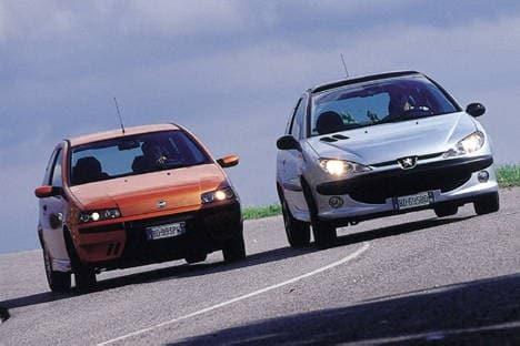UNA NERVOSA, L'ALTRA ISTINTIVA - Prova e Opinioni - Fiat