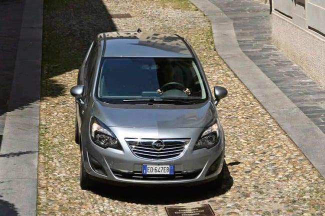 Schema Elettrico Opel Meriva : La prova della cv turbo prova e opinioni opel meriva