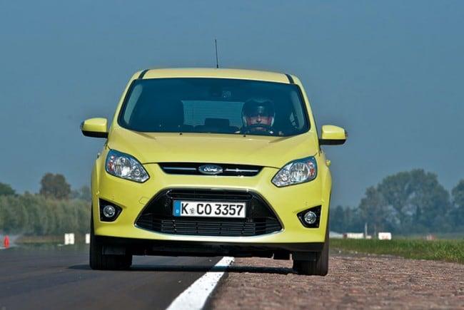 La Nostra Prova Su Strada Prova E Opinioni Ford C Max