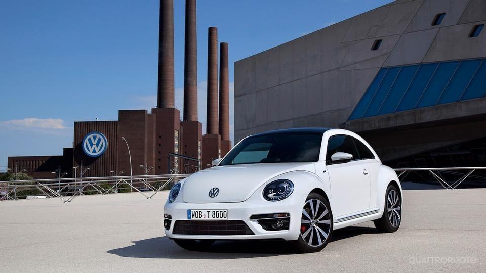 Volkswagen Maggiolino R-Line (2012)