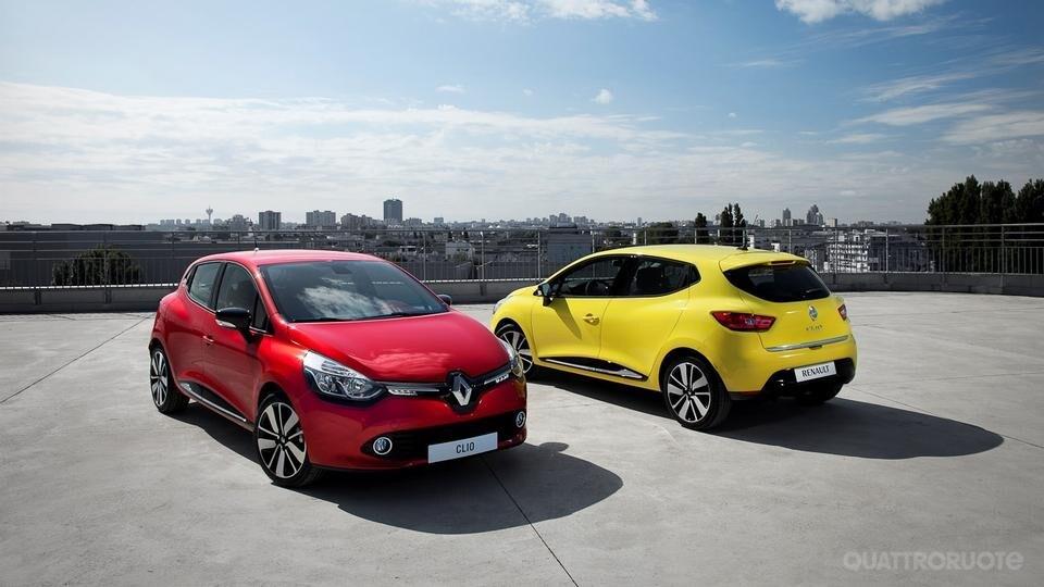 Renault Clio (2012)