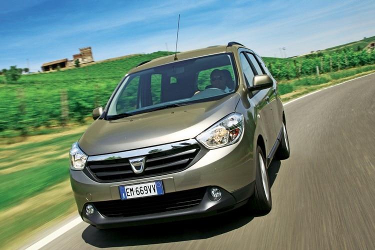 La nostra prova su strada prova e opinioni dacia lodgy for Dacia duster 7 posti