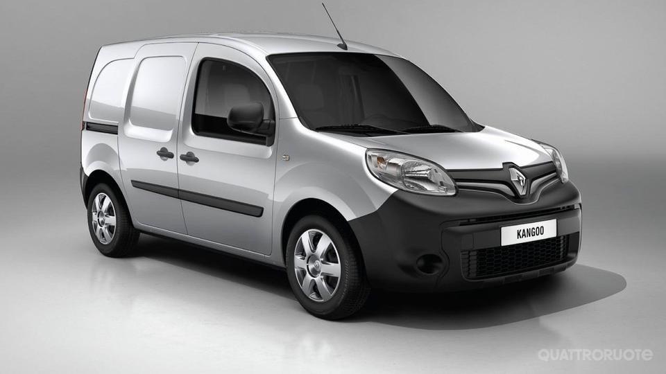 Renault Kangoo (2013)