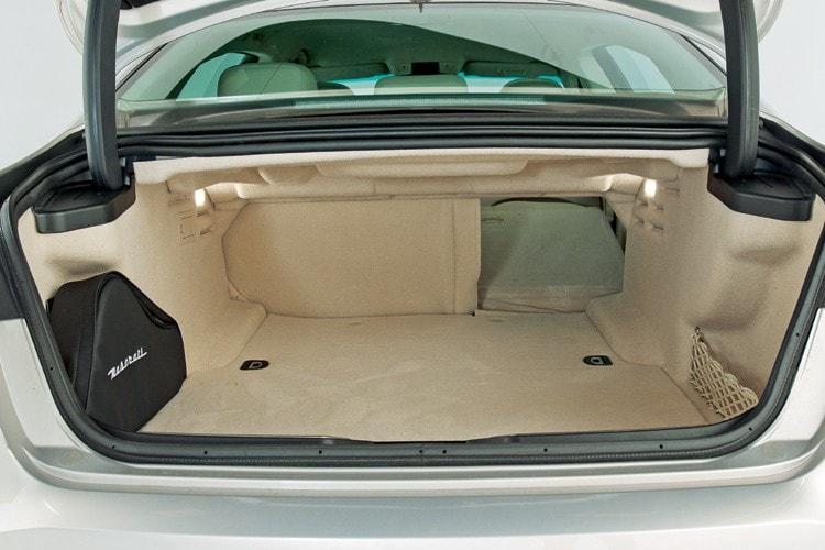 La nostra prova su strada  Maserati Quattroporte GTS