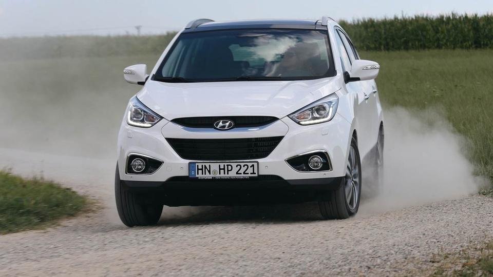 Hyundai ix35 2014 (2013)