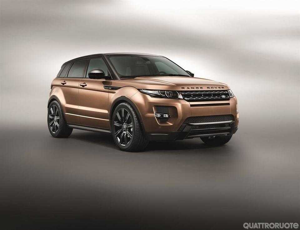 Range Rover Evoque MY 2014 (2013)