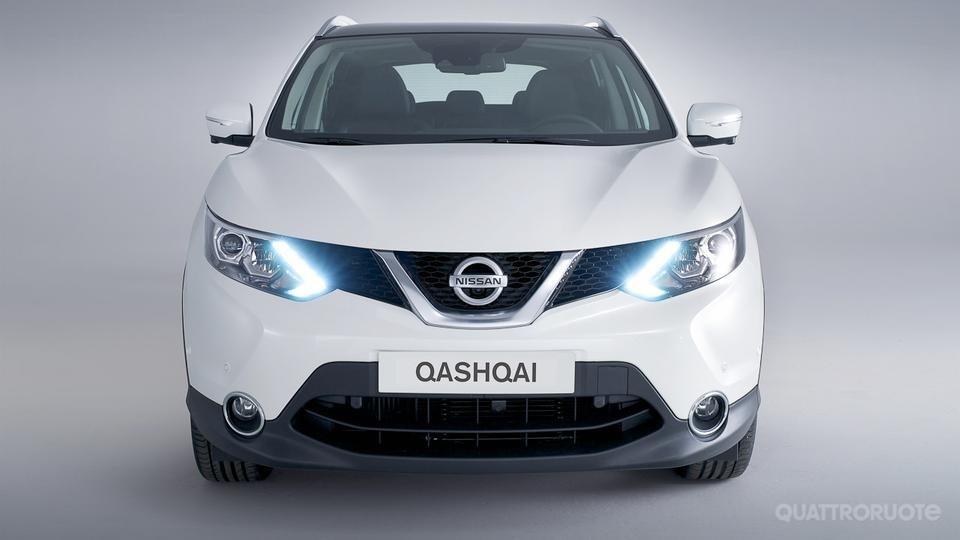 Nissan Qashqai (2013)
