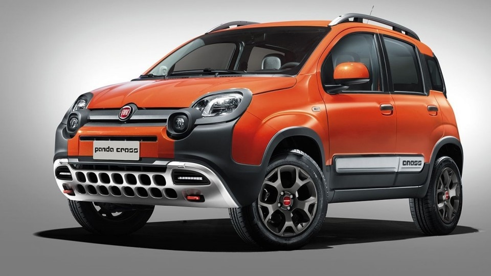 Fiat Panda Cross (2014)