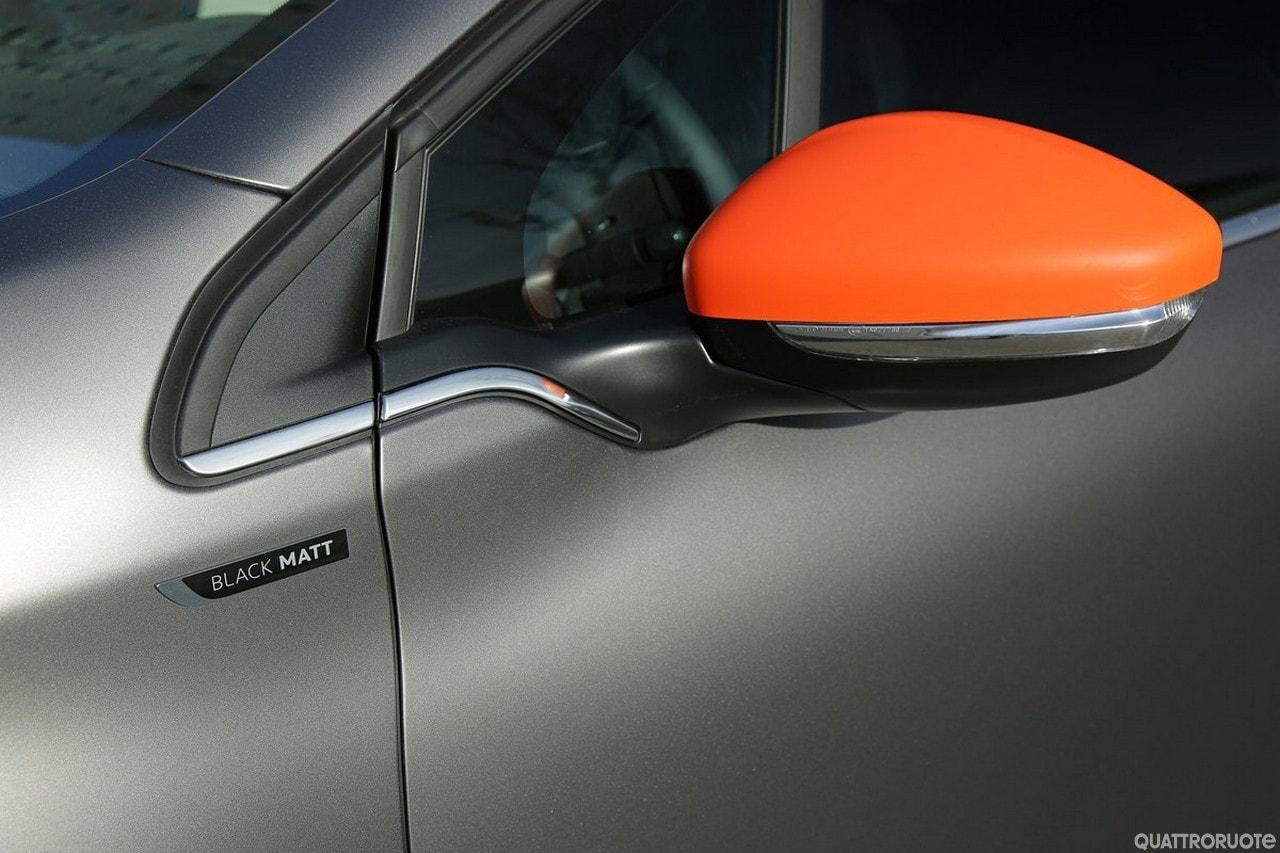 Peugeot 2008 Black Matt 2015 Foto E Immagini Esclusive