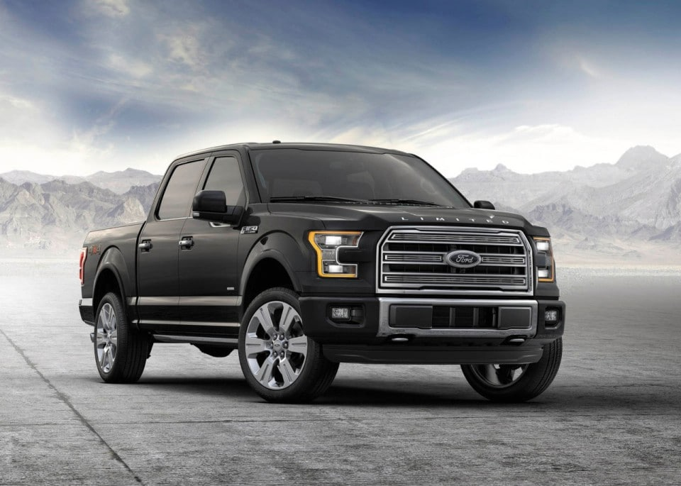 ford f 150 limited 2015 quattroruote. Black Bedroom Furniture Sets. Home Design Ideas