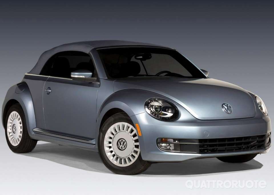 Volkswagen Beetle Denim (2015)