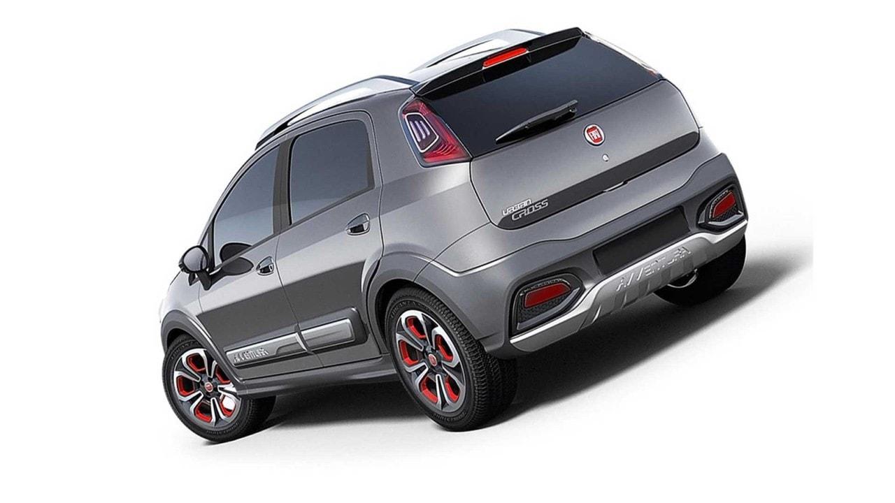 Fiat avventura urban cross concept foto e immagini for Nuova fiat punto 2018 foto