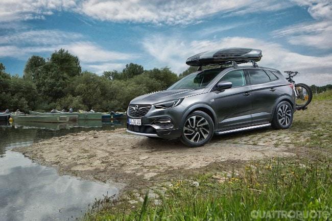 migliore vendita outlet dettagliare Opel - I nuovi accessori dedicati alla Grandland X - Quattroruote.it