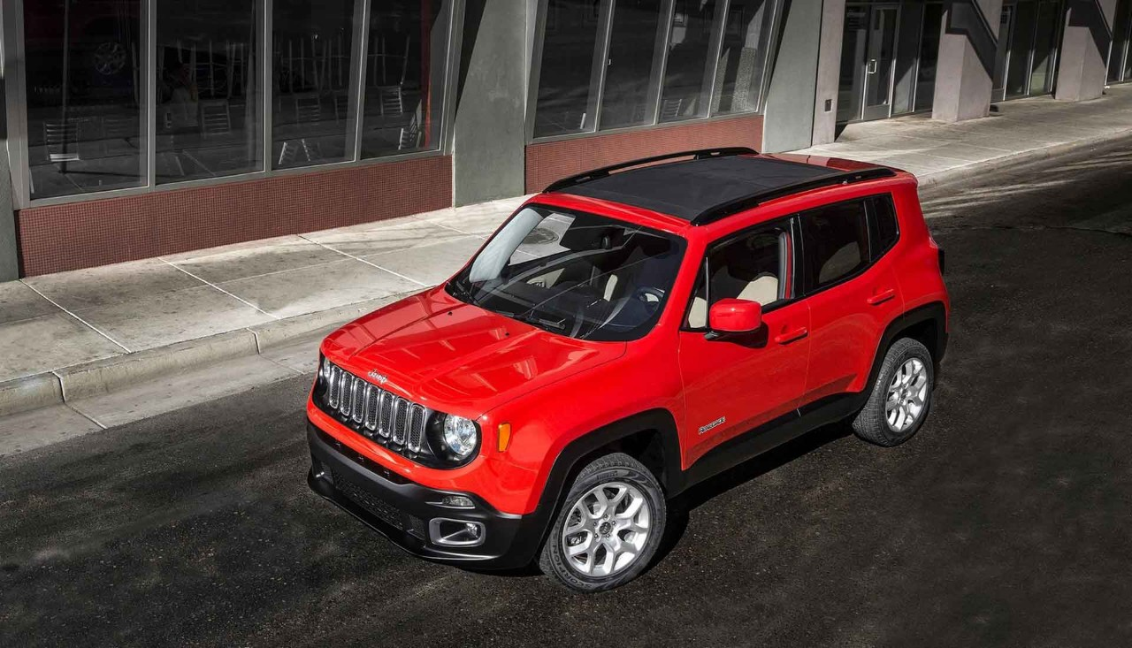 jeep renegade ora anche in versione business. Black Bedroom Furniture Sets. Home Design Ideas
