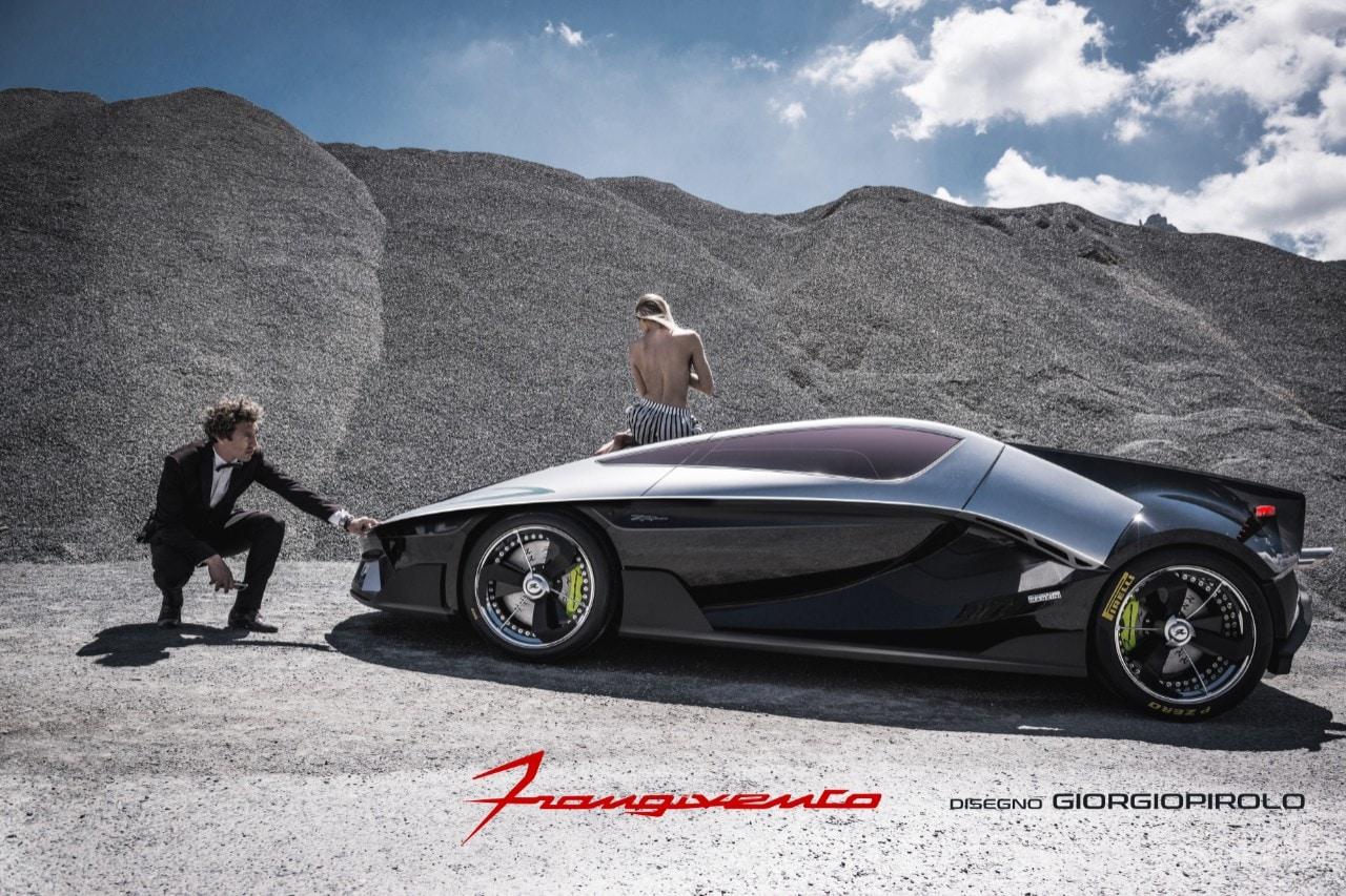 Frangivento Asfanè - Al Motor Show in edizione speciale HyperSportItalia