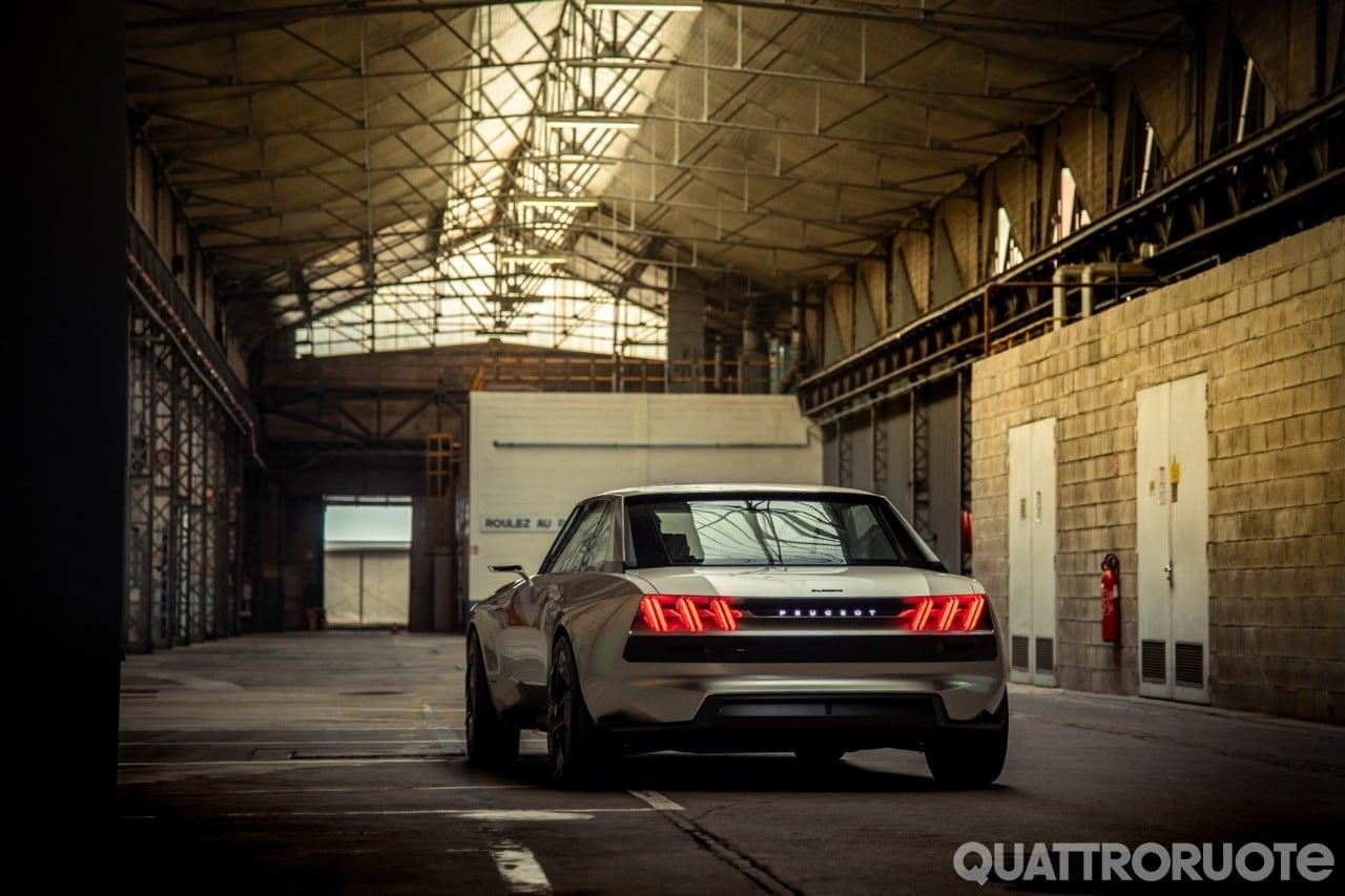 Peugeot E Legend Una Petizione Per Farla Produrre Quattroruote It