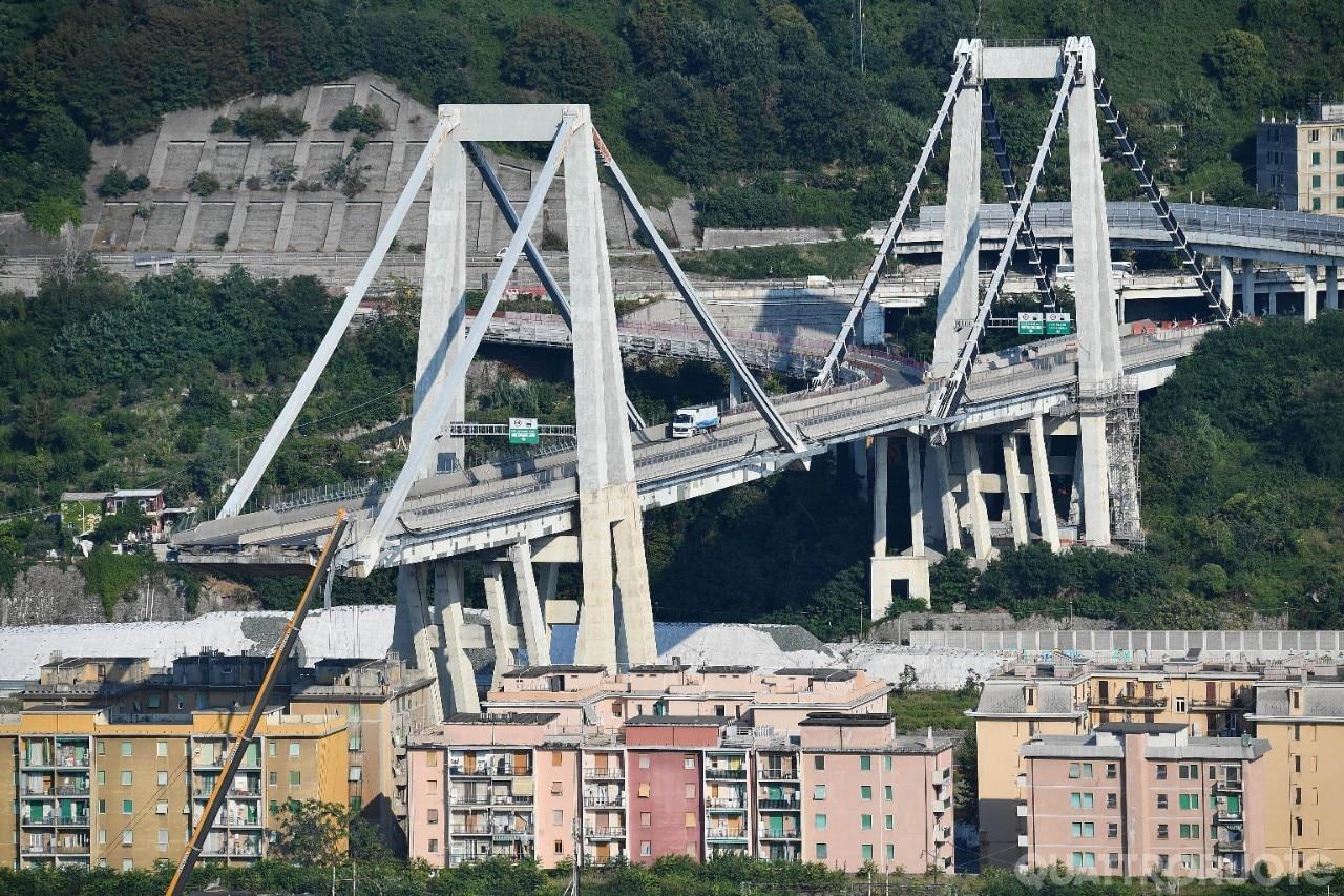 Ponte Morandi - Il decreto Genova è legge