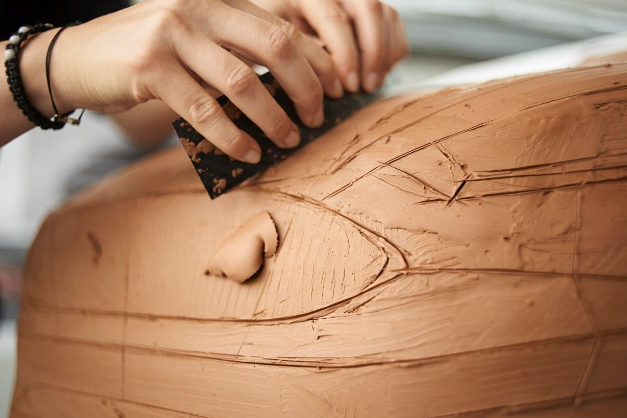 Tutte Le Marche Di Auto Del Mondo >> Ford - I segreti del clay modeling alla Domus Academy - Quattroruote.it