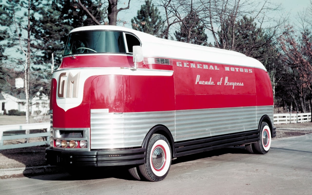 Space age - 15 auto futuristiche degli anni '50 che ...
