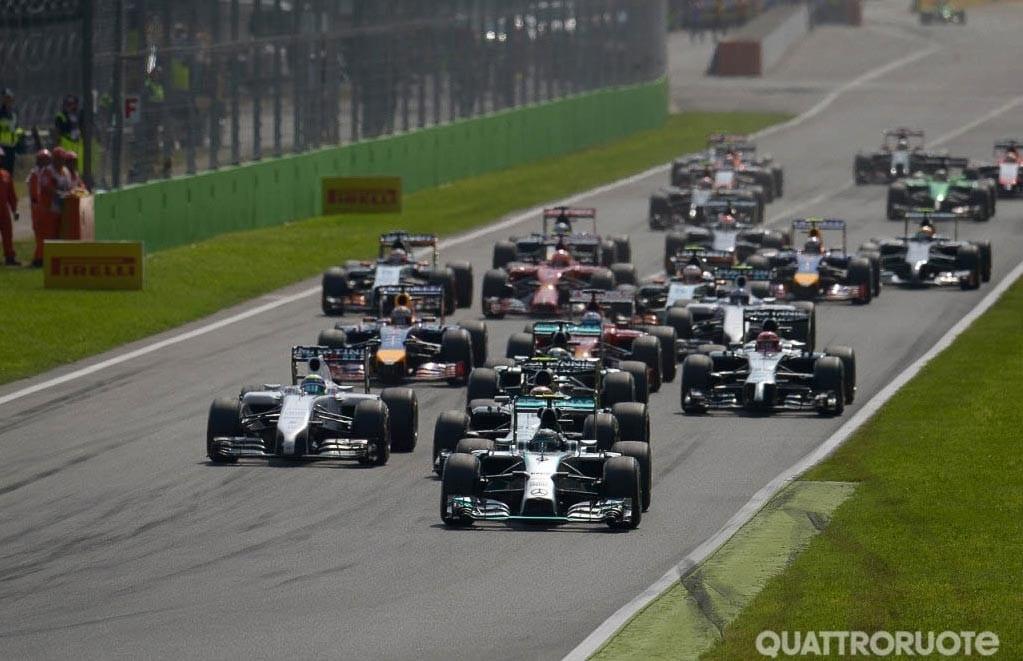 Gran Premio d'ItaliaMonza, domande e curiosità in attesa della gara