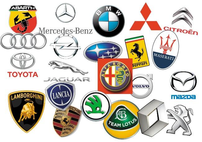 Marchi Automotive Le Origini Dei Loghi Piu Iconici Gallery