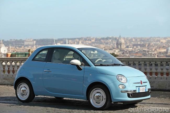 Fiat E Abarth Le Piu Belle 500 In Edizione Speciale Foto Gallery