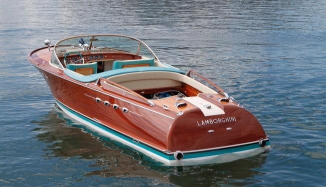 La storia dell'Aquarama Lamborghini