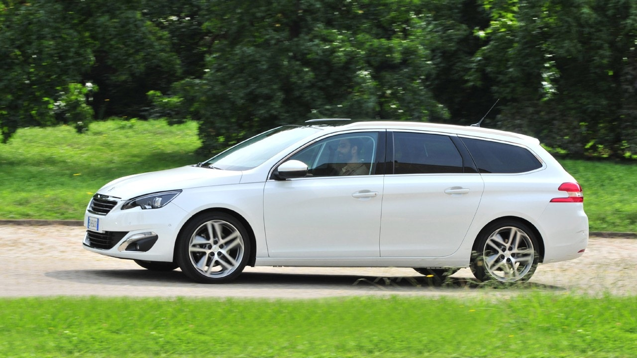 Peugeot 308 SW - Una settimana con il 2.0 BlueHDi 150 CV ...