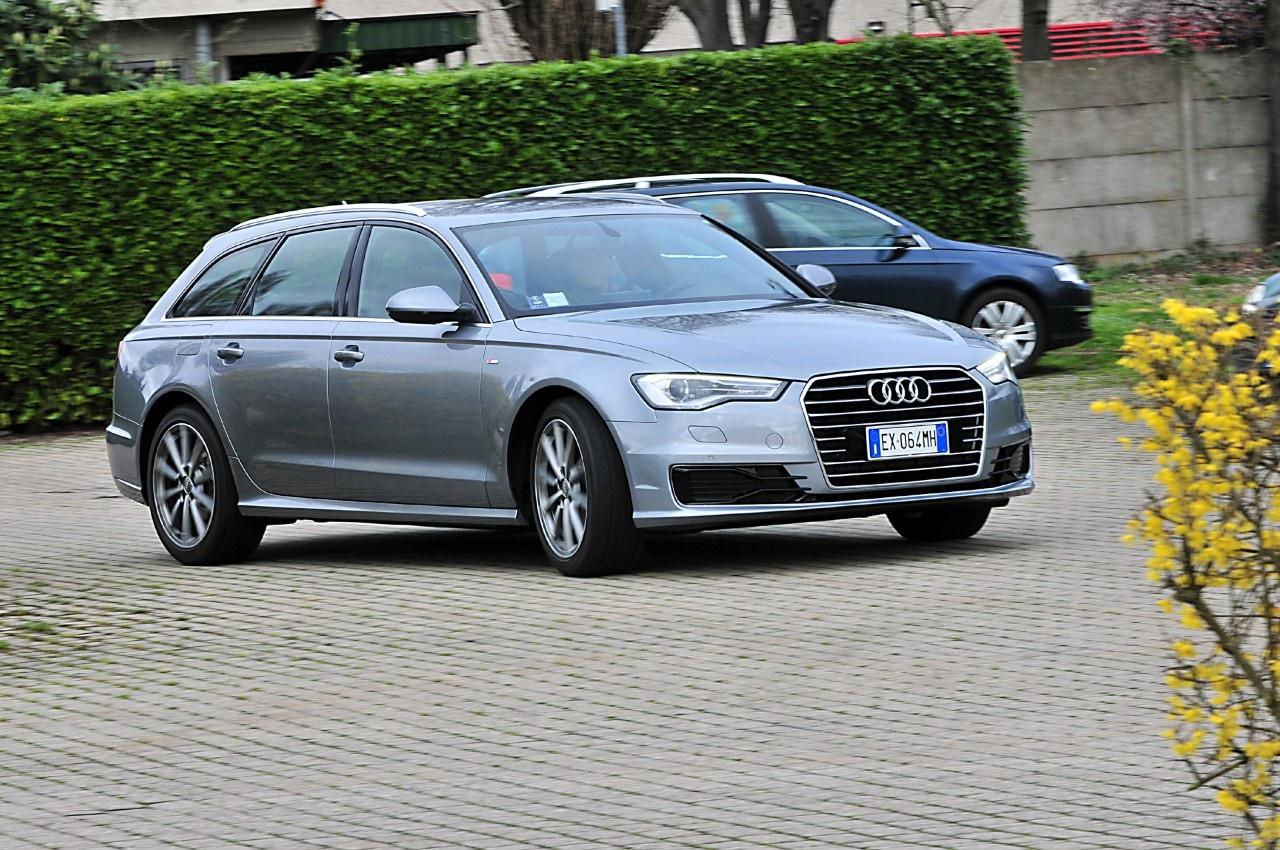 Audi a6 avant una settimana con la 2 0 tdi 190 cv ultra quattroruote it