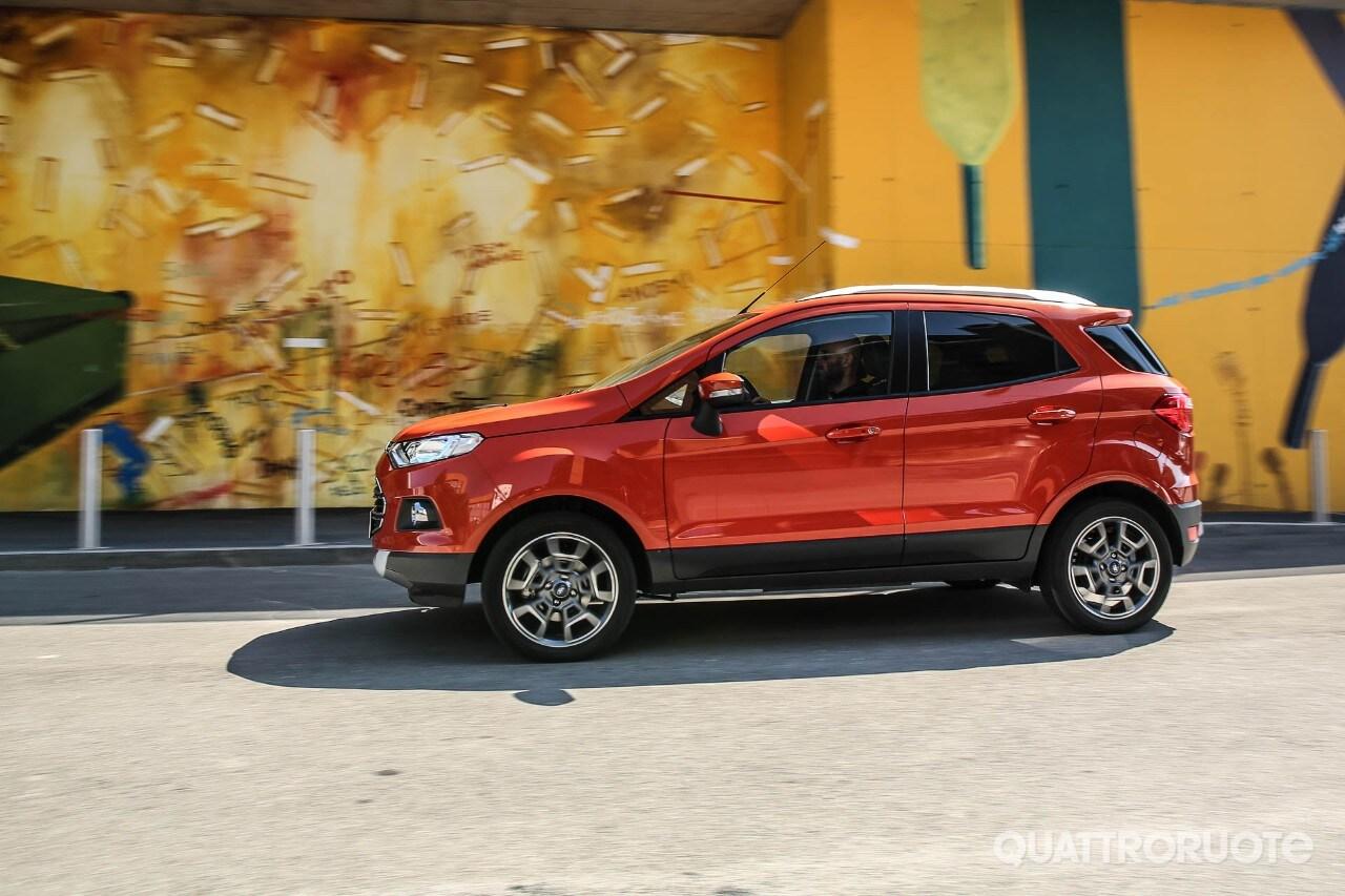 Ford EcosportUna settimana con la 1.0 EcoBoost 125 CV Titanium - Day 1