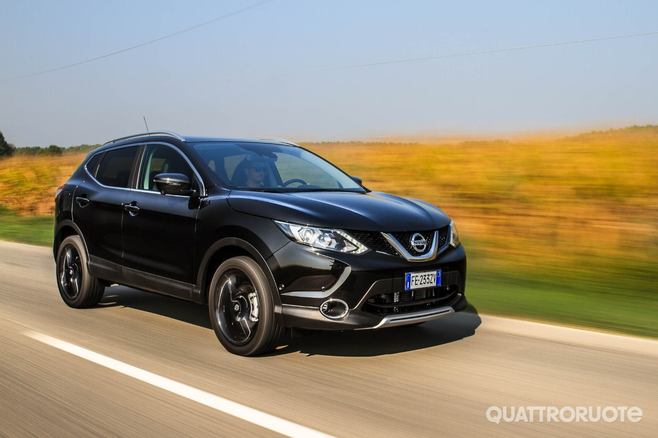 Nissan QashqaiUna settimana con la Black Edition [Day 1] - VIDEO