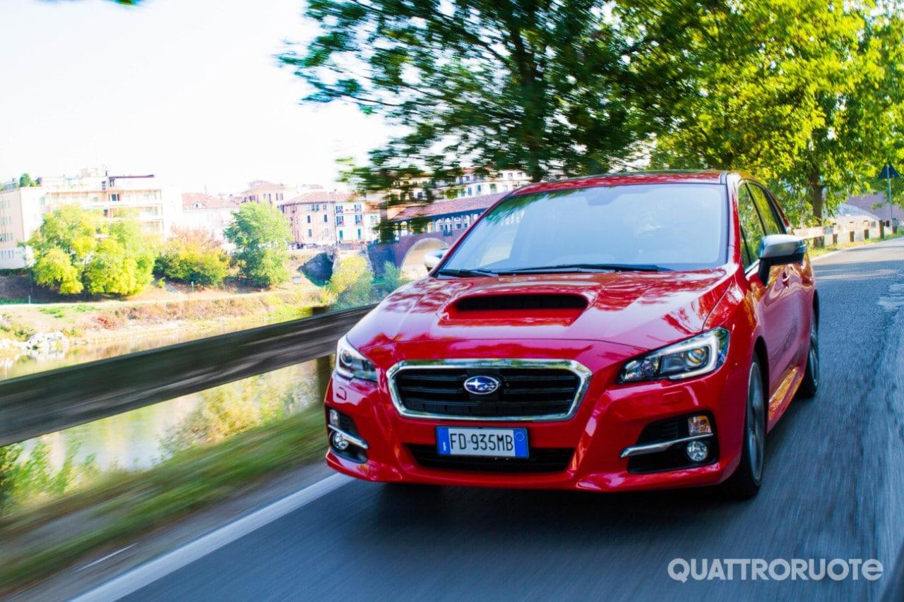Subaru LevorgUna settimana con la 1.6 DIT Linear Sport Unlimited [Day 3] - VIDEO