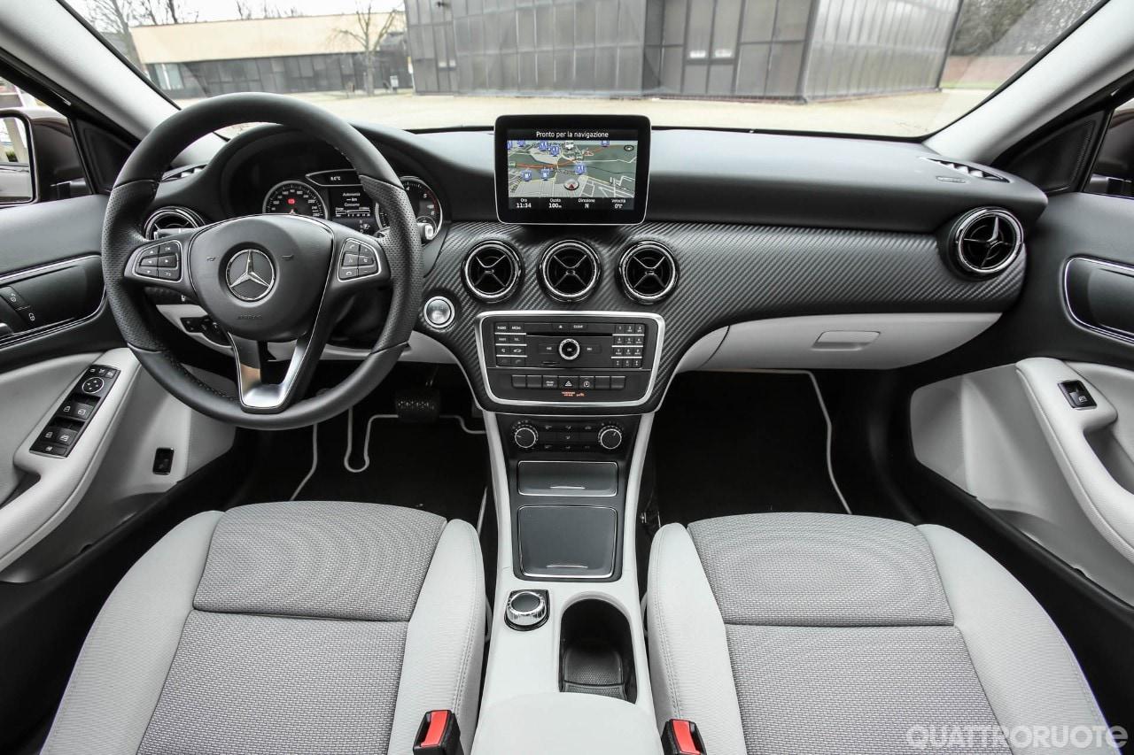 mercedes-benz gla - una settimana con la 200d automatic