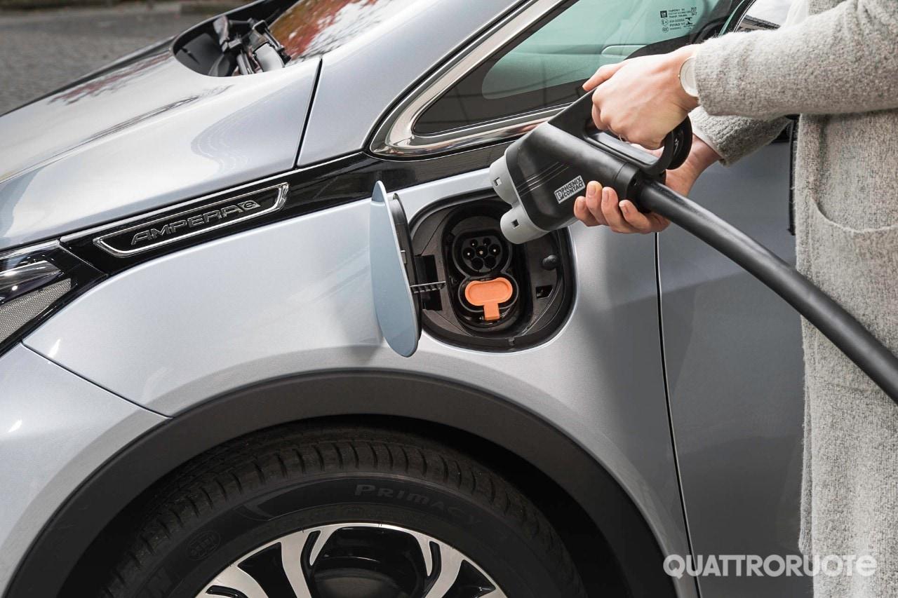 Opel - A Rüsselsheim oltre 160 stazioni di ricarica