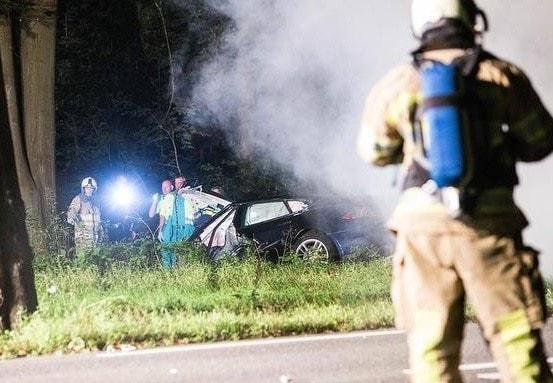 TeslaIncidente mortale in Olanda: una Model S prende fuoco