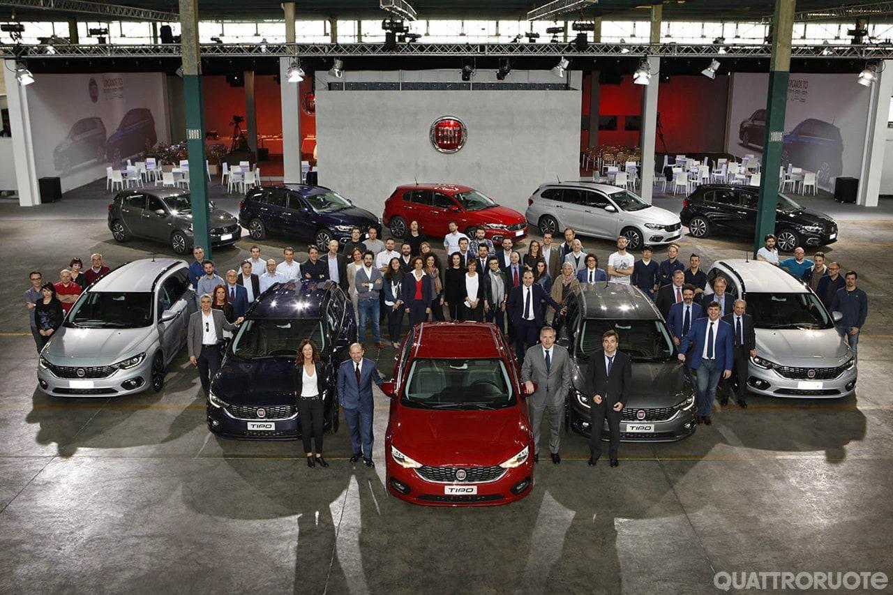 Fiat Tipo SWPorte Aperte il 17 e 18 settembre