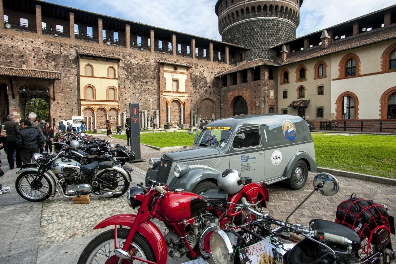 Trofeo MilanoSabato 1° ottobre si tiene la decima edizione