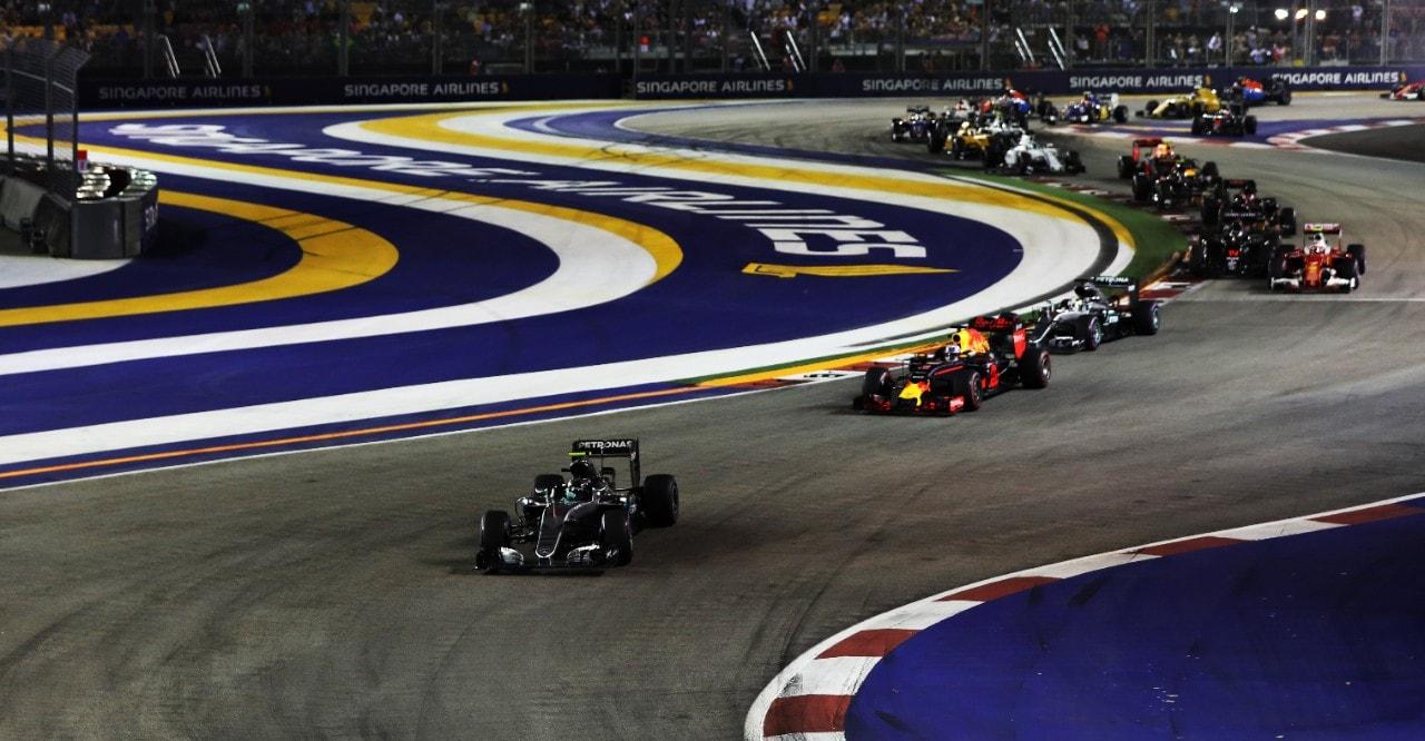 Gp di Singapore Vince Rosberg. Ora è leader del mondiale