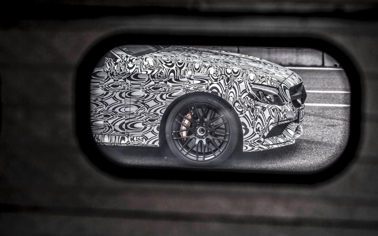 Mercedes AMG - Nuovi dettagli della C 63 Coupé