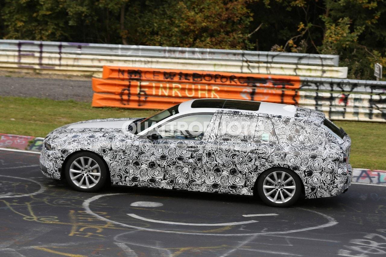 BMW Serie 5 Touring - Fra un anno il debutto della nuova generazione