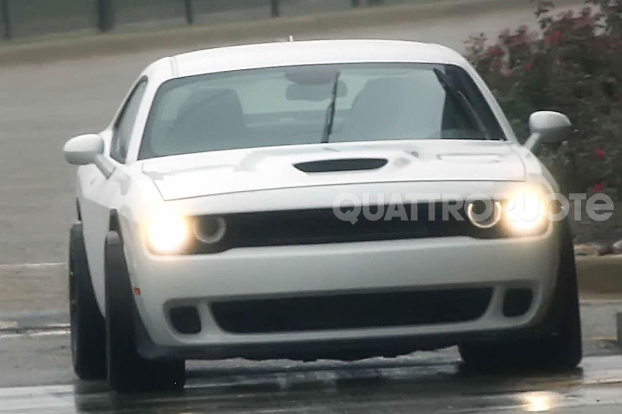 Dodge Challenger ADRAllo studio una variante più estrema della Hellcat
